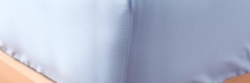 マチ40cm スーピマ超長綿サテン織りボックスシーツ