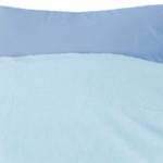 羽毛布団の襟元が汚れたときの対処法と予防策