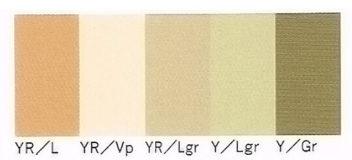 穏やかな夏イメージの色(小林,2000)
