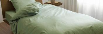 スーピマ超長綿サテン織り 掛け布団カバー